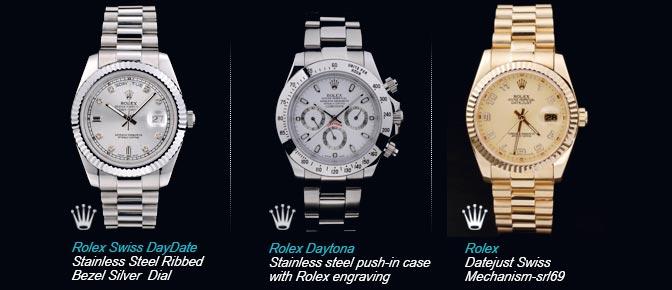 Rolex Swiss ETA Replica Watches Movement! » 【Omega ETA】